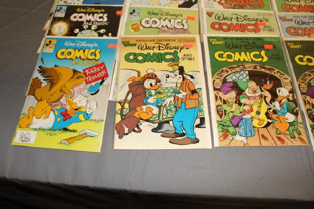 33 comics, Walt Disney comics & stories Gladstone #520 - 3