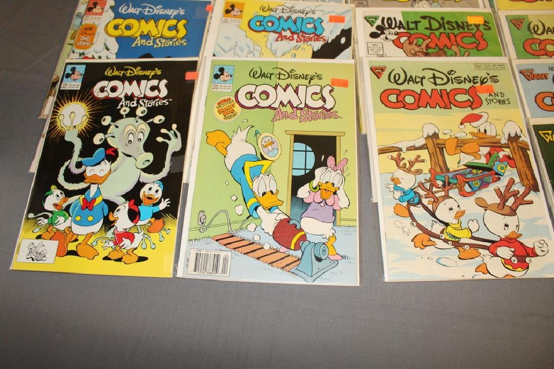 33 comics, Walt Disney comics & stories Gladstone #520 - 5