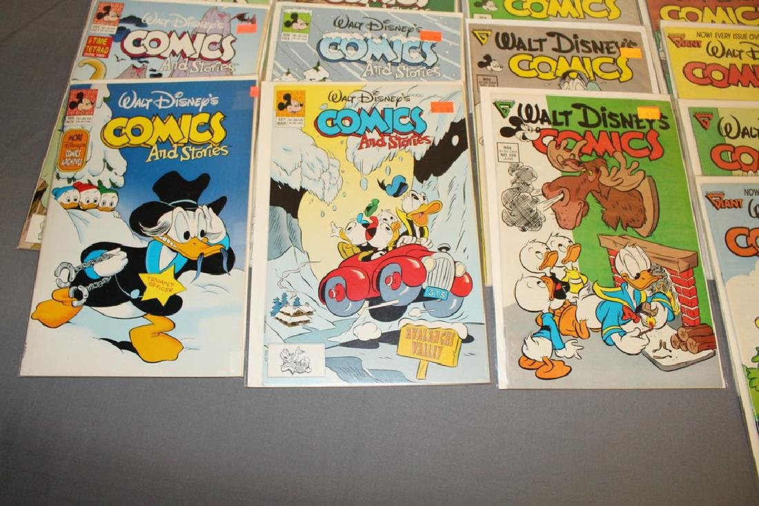 33 comics, Walt Disney comics & stories Gladstone #520 - 6