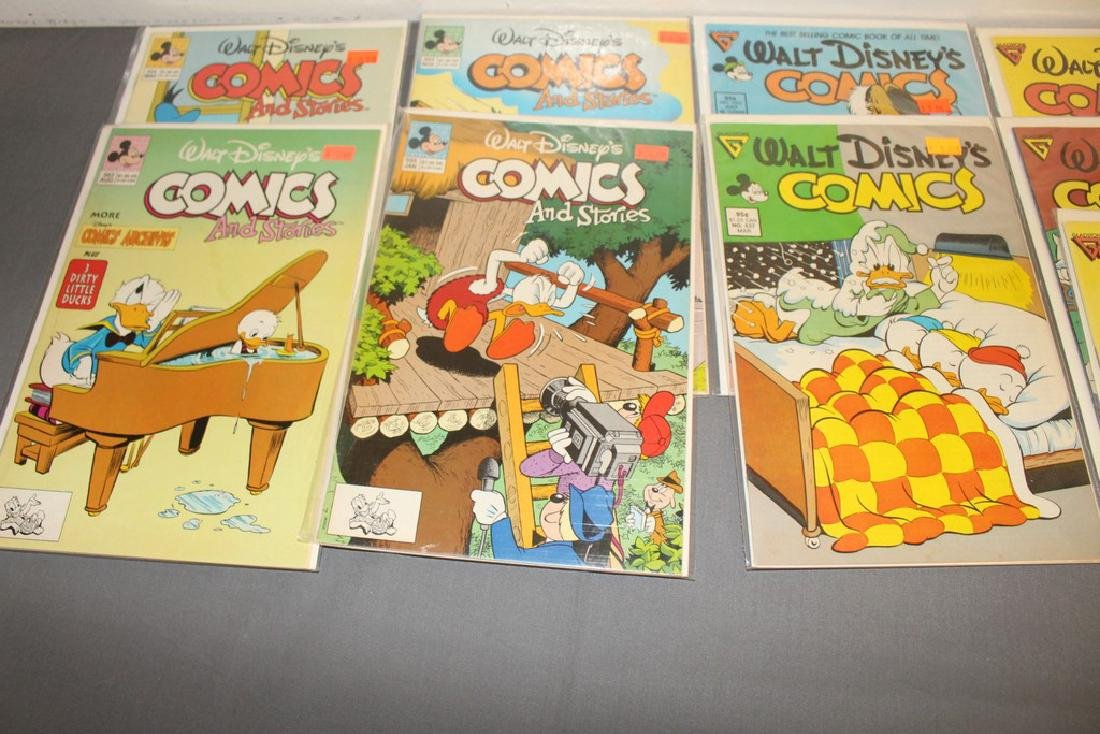 33 comics, Walt Disney comics & stories Gladstone #520 - 9