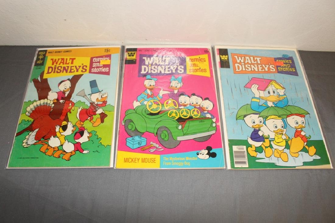 18 comics, Walt Disney & Stories 1960/70's - 7