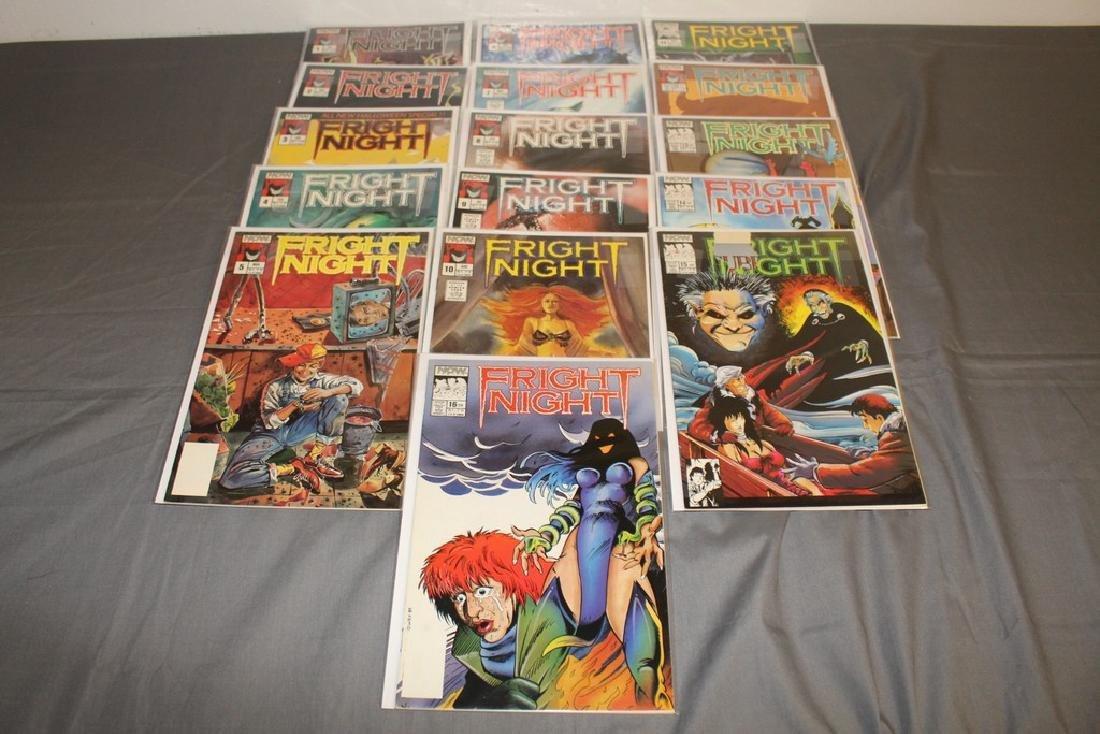 16 comics, Fright Night #1-16 mint