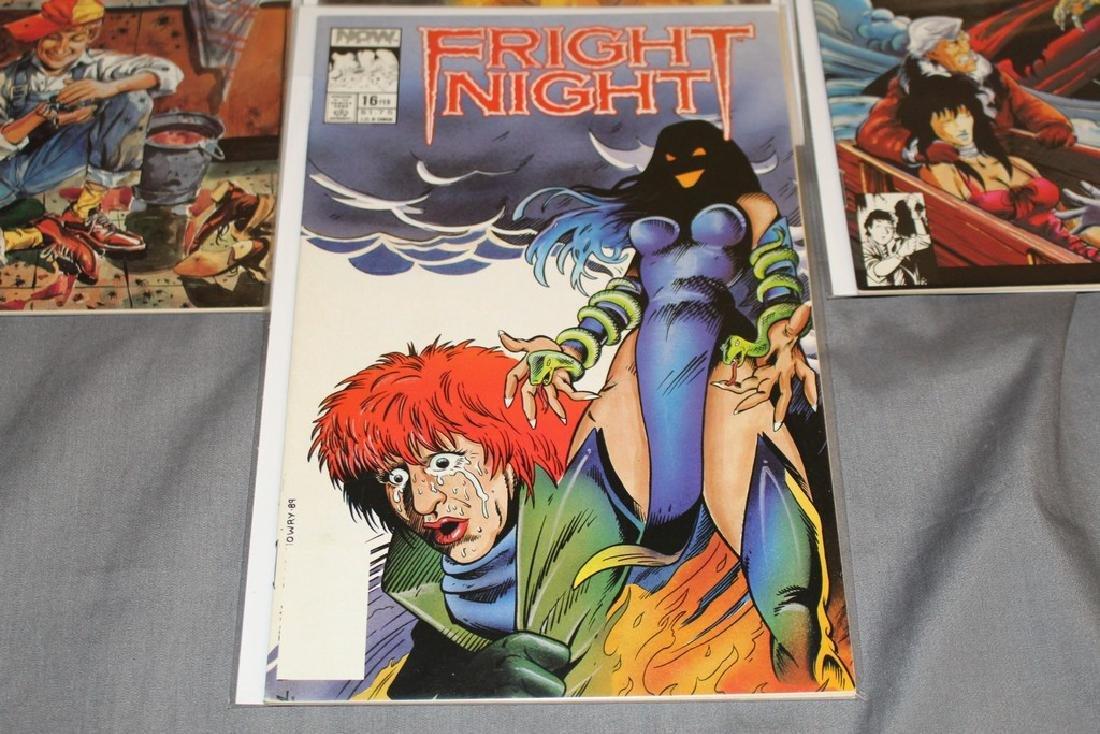 16 comics, Fright Night #1-16 mint - 2