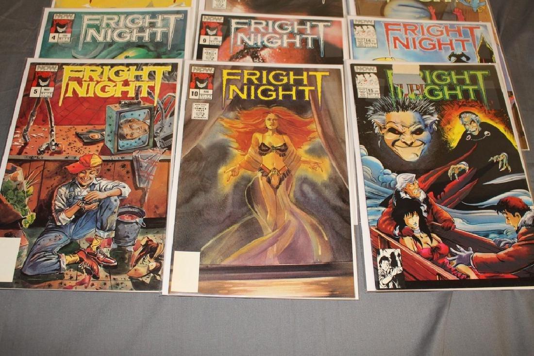 16 comics, Fright Night #1-16 mint - 3