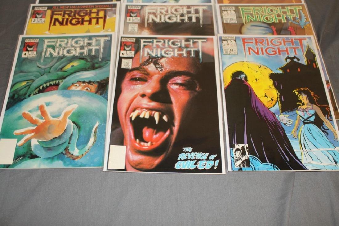 16 comics, Fright Night #1-16 mint - 4