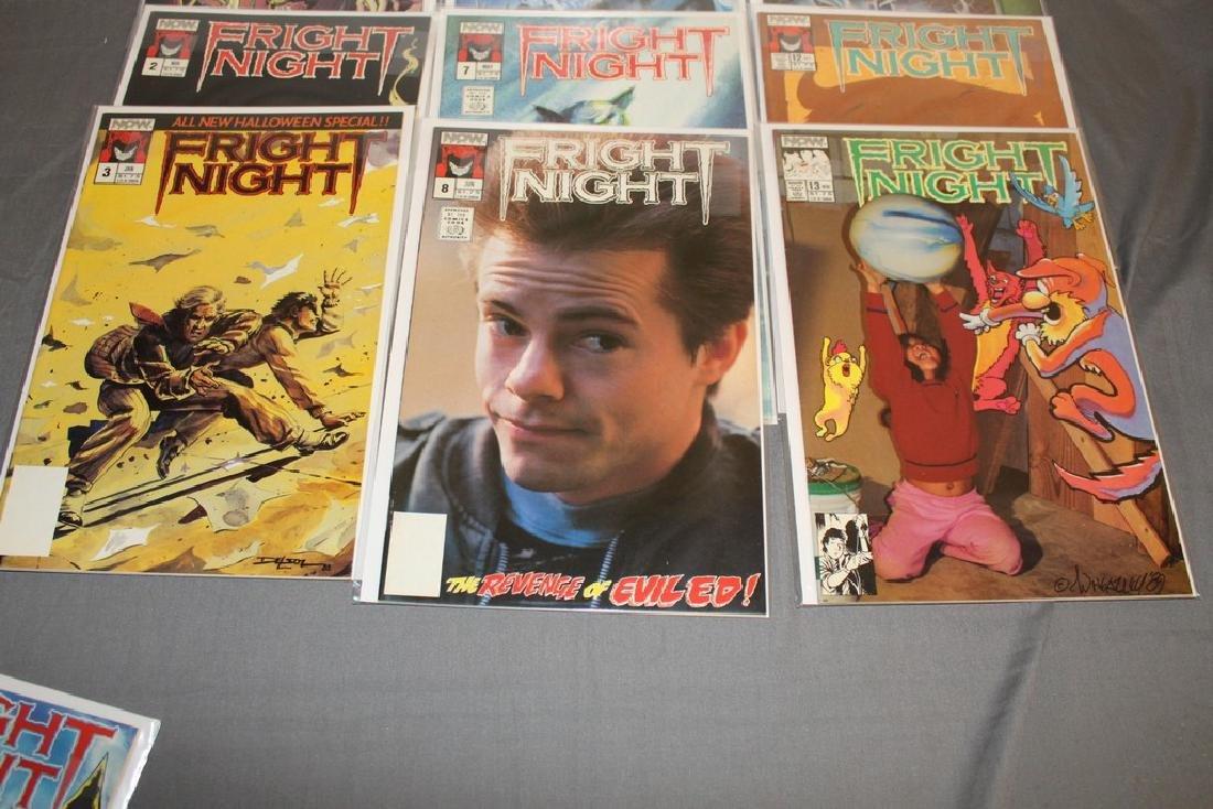 16 comics, Fright Night #1-16 mint - 5