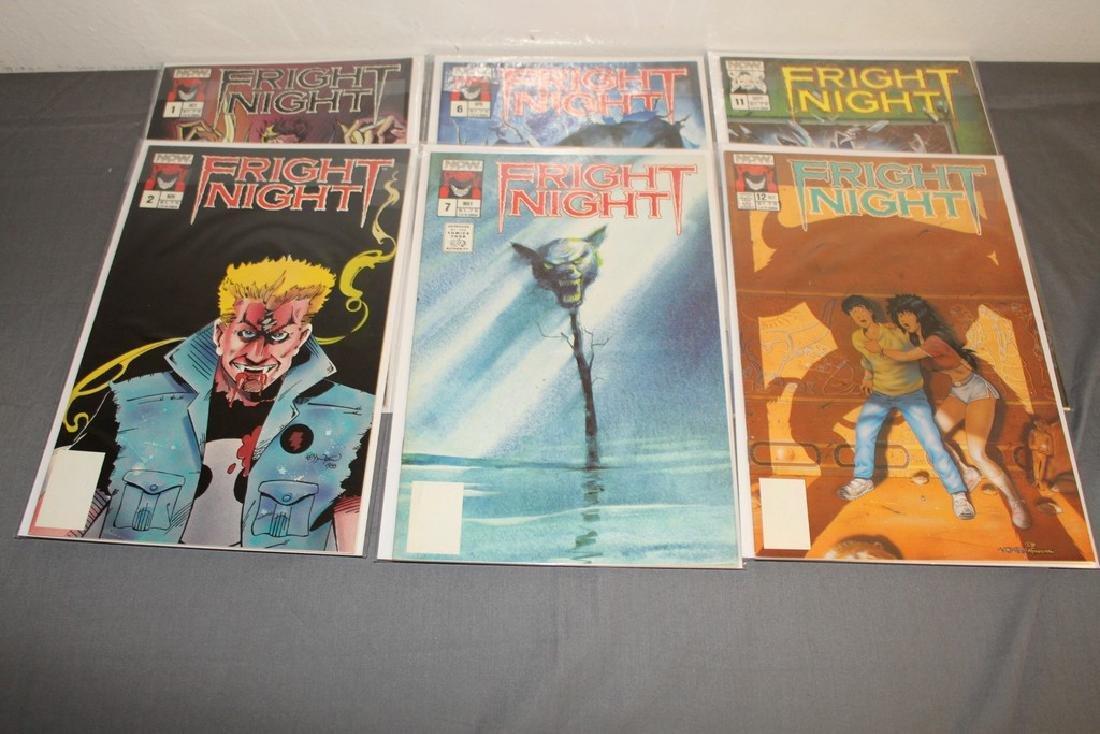 16 comics, Fright Night #1-16 mint - 6