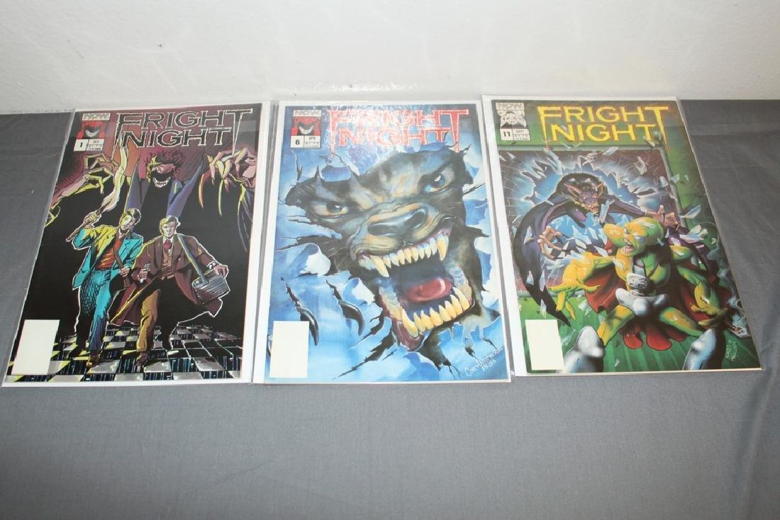 16 comics, Fright Night #1-16 mint - 7