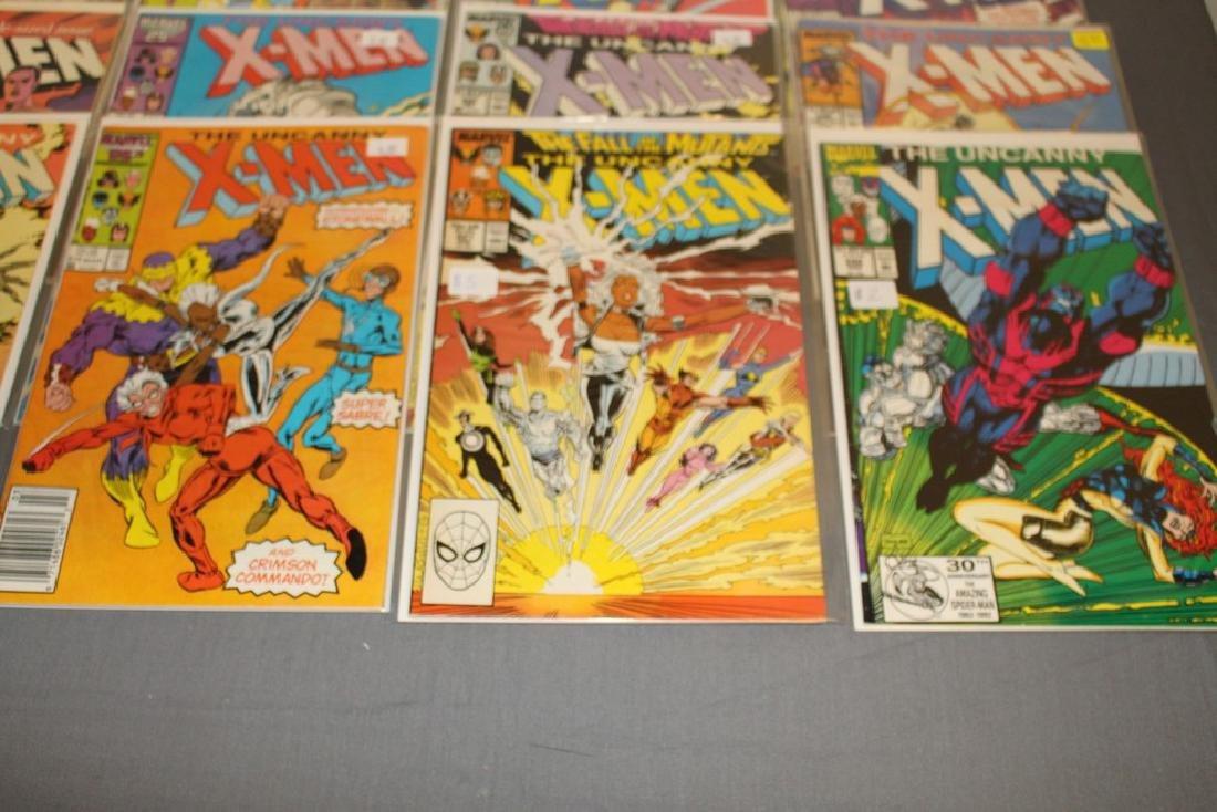 45 comics, X-Men 1st series #179-309 - 10