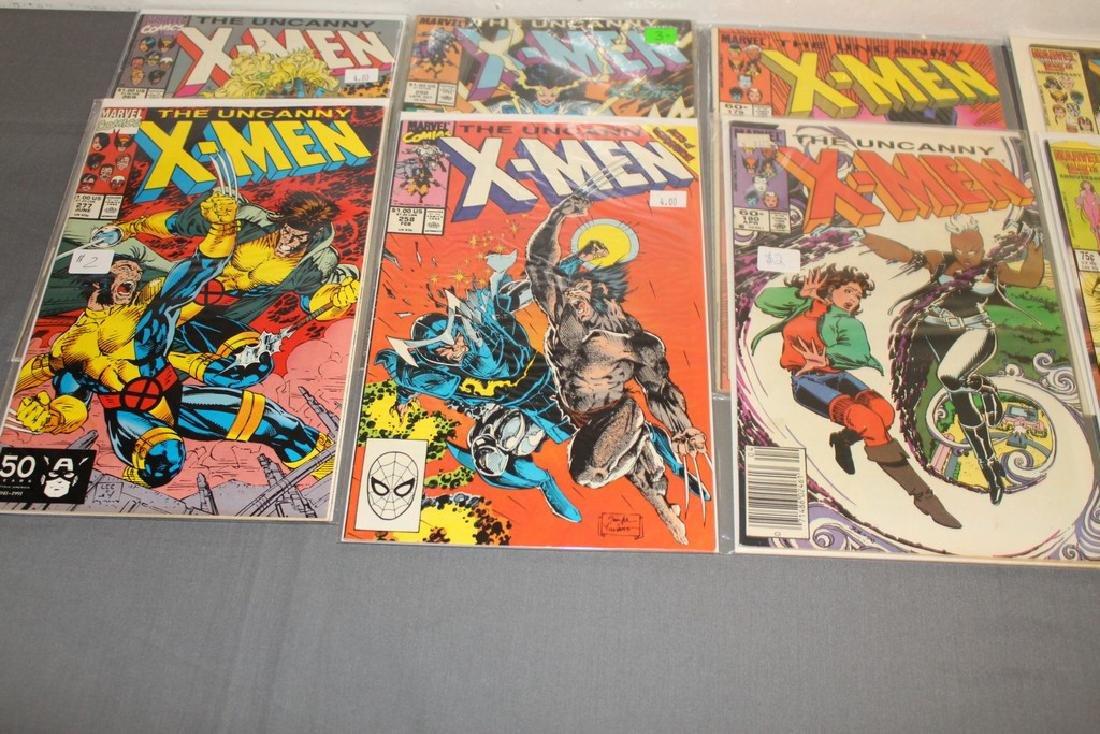 45 comics, X-Men 1st series #179-309 - 13