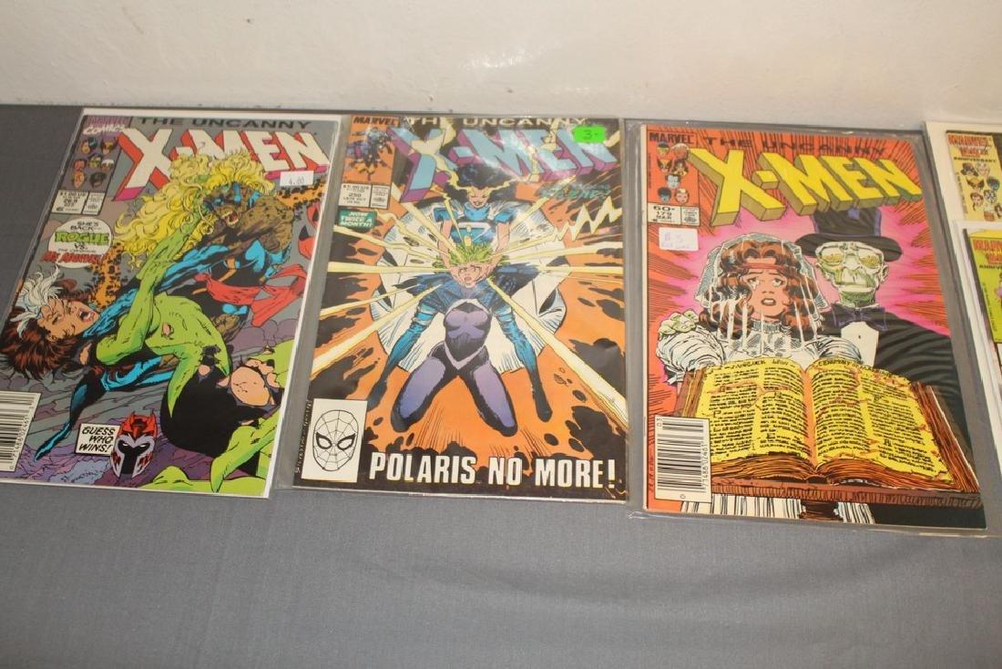 45 comics, X-Men 1st series #179-309 - 14