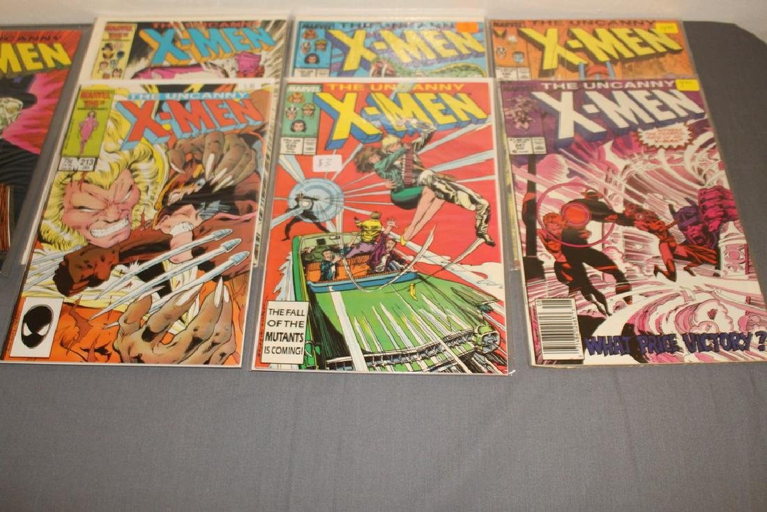 45 comics, X-Men 1st series #179-309 - 15