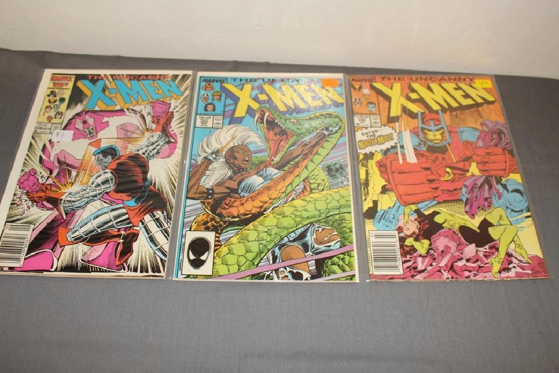 45 comics, X-Men 1st series #179-309 - 16