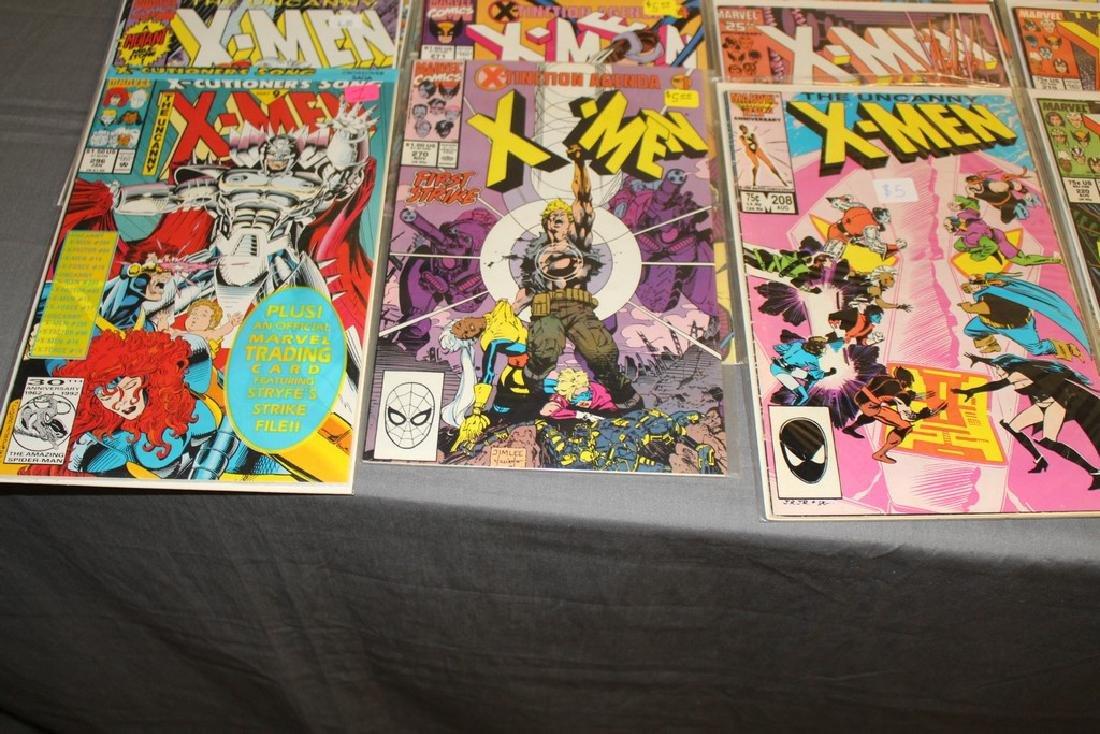 45 comics, X-Men 1st series #179-309 - 3