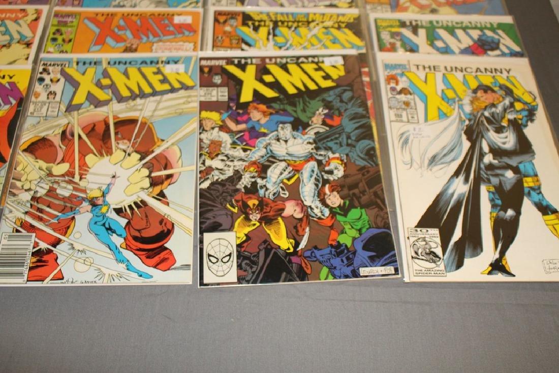 45 comics, X-Men 1st series #179-309 - 6