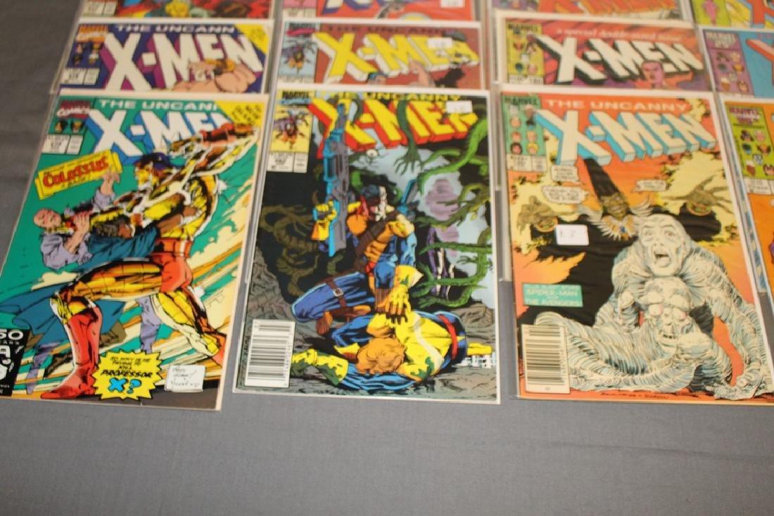 45 comics, X-Men 1st series #179-309 - 9