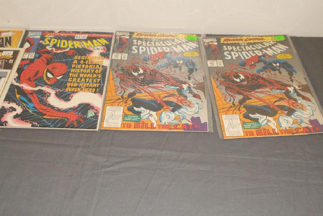 48 Spiderman Comics, nice variety - 9