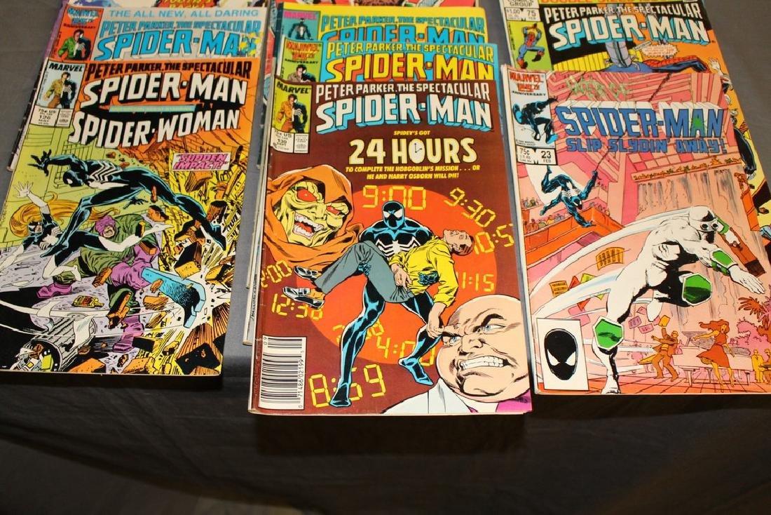 48 Spiderman Comics, nice variety - 10