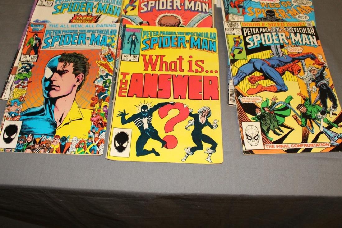 48 Spiderman Comics, nice variety - 11