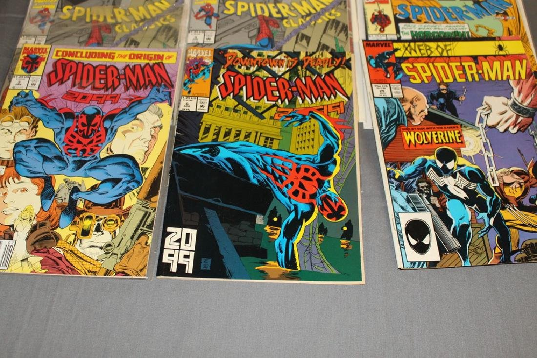 48 Spiderman Comics, nice variety - 13