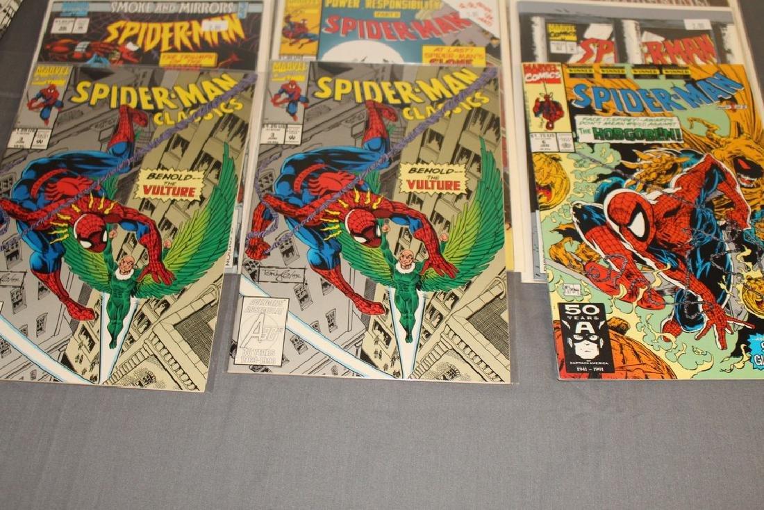 48 Spiderman Comics, nice variety - 14