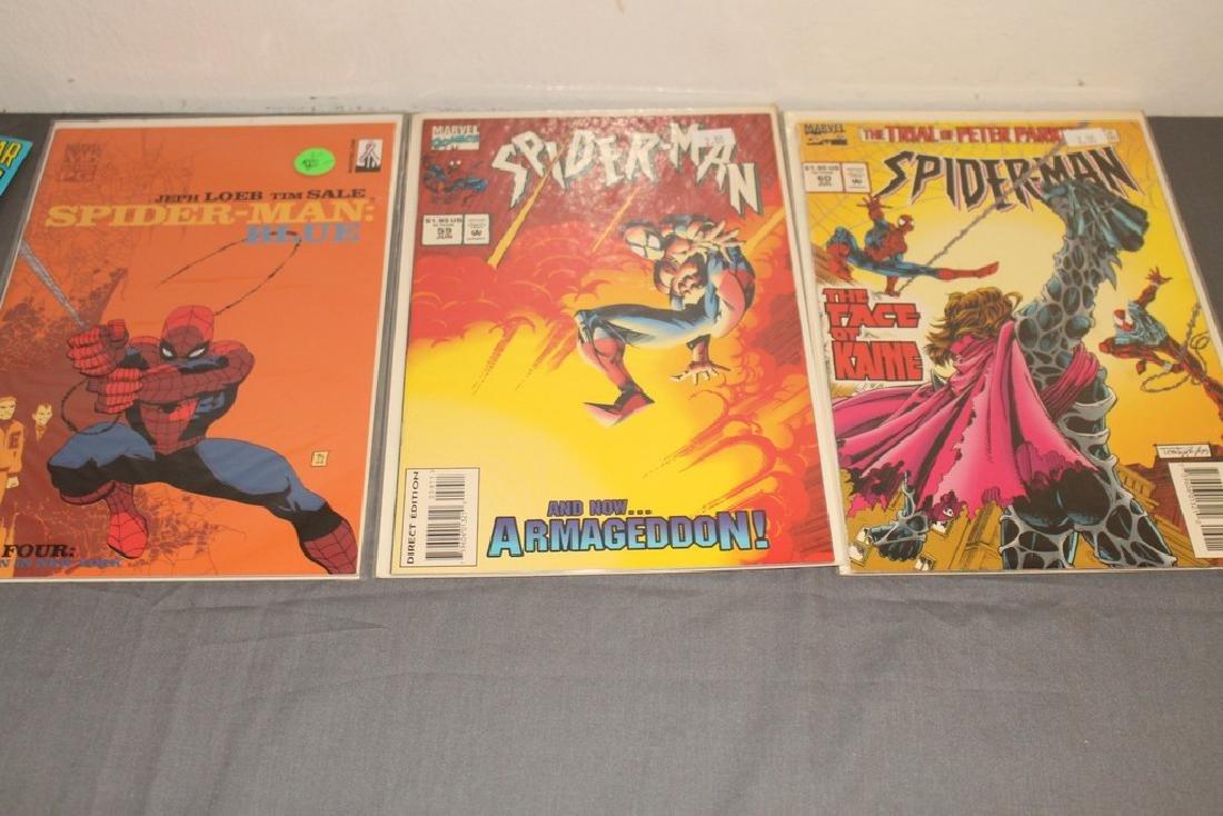 48 Spiderman Comics, nice variety - 17