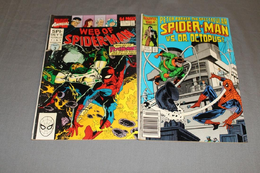 48 Spiderman Comics, nice variety - 18