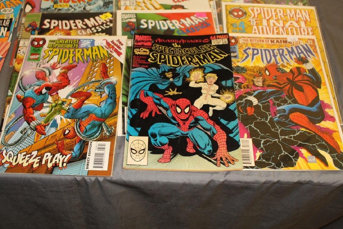 48 Spiderman Comics, nice variety - 2