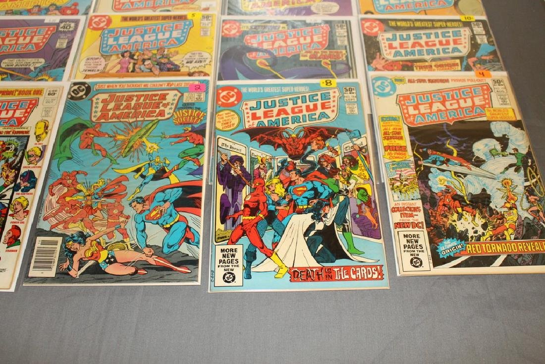 19 comics, Justice League of America - 4