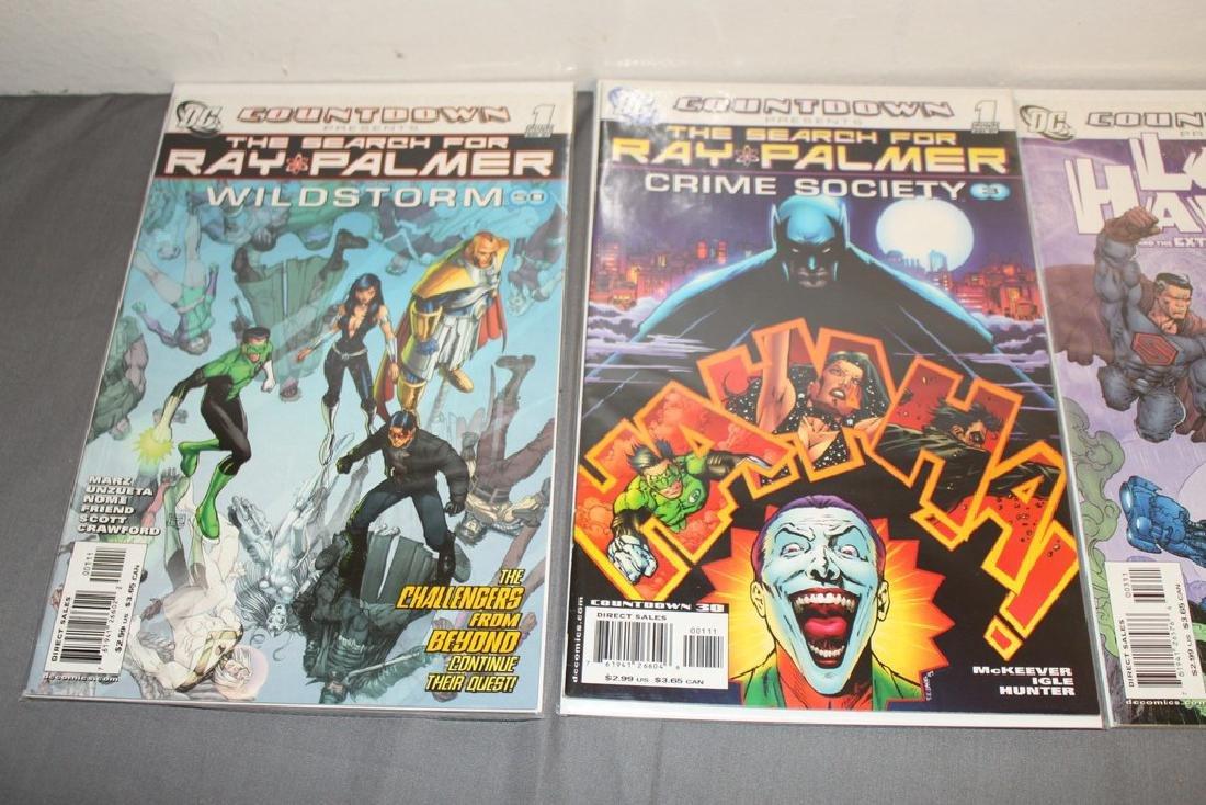 16 comics, Countdown Presents-Ray PalmerÂ…. - 6