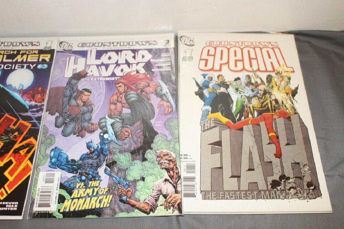 16 comics, Countdown Presents-Ray PalmerÂ…. - 7