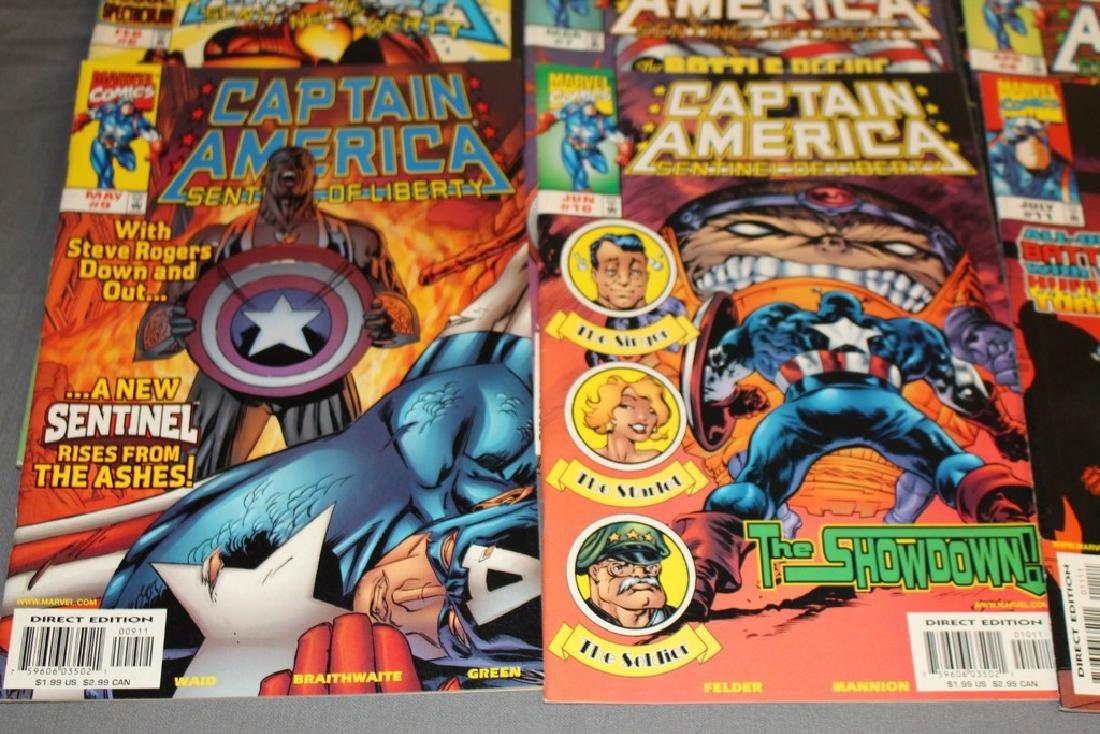 Ultimate Captain America, Super Soldier - 2