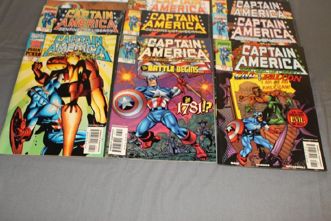 Ultimate Captain America, Super Soldier - 4