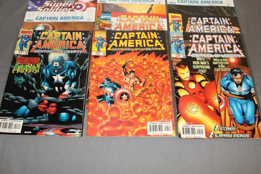 Ultimate Captain America, Super Soldier - 5