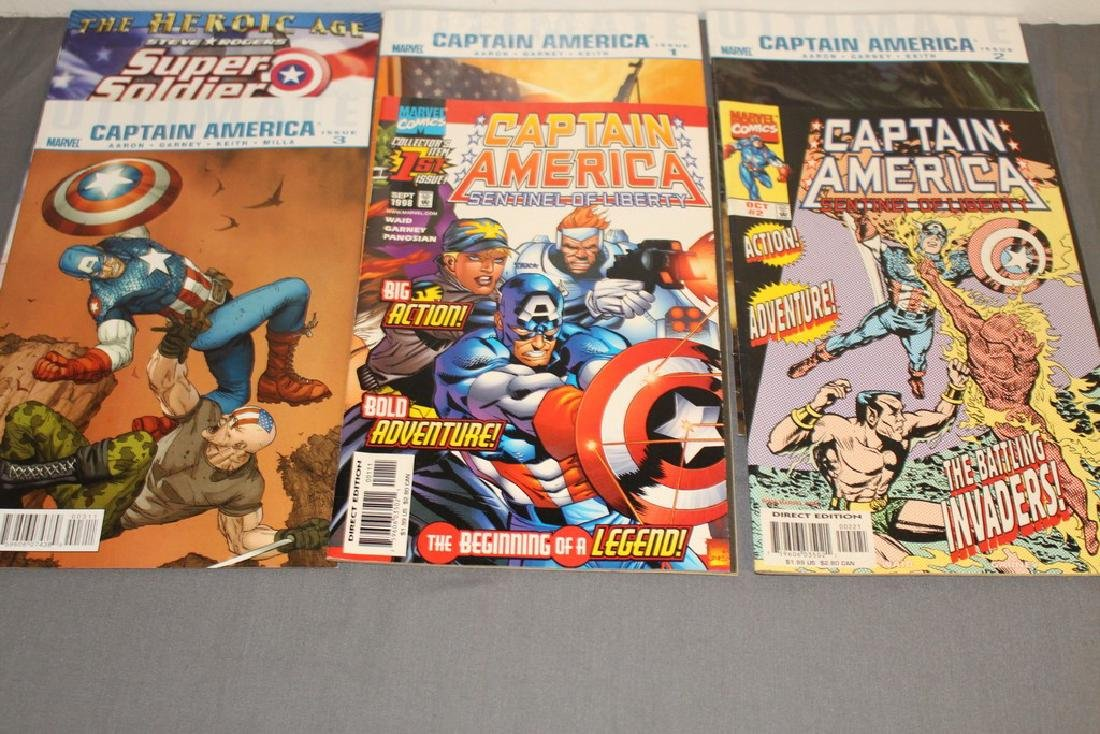 Ultimate Captain America, Super Soldier - 6