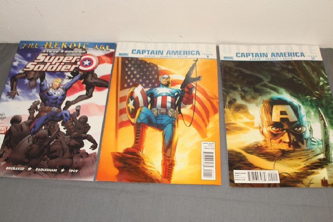 Ultimate Captain America, Super Soldier - 7