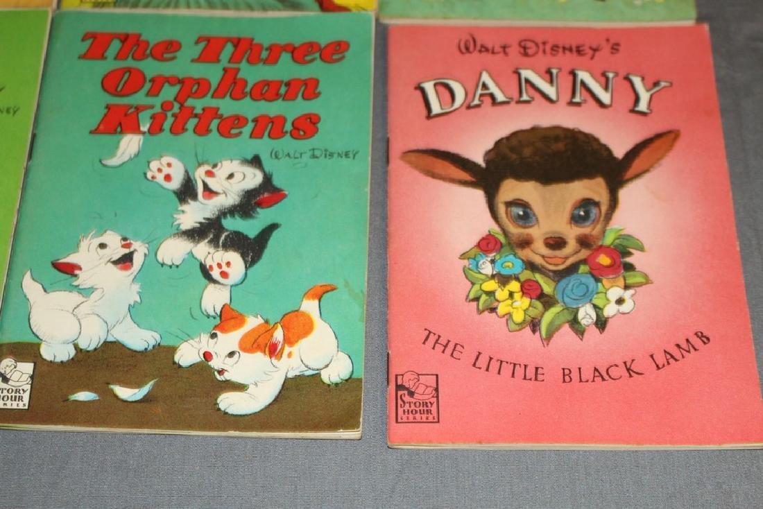 boxed set Mickey Mouse Treasure Mine, 1940/50's 8 books - 7