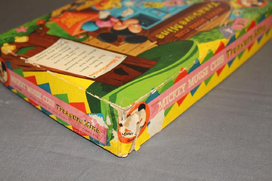 boxed set Mickey Mouse Treasure Mine, 1940/50's 8 books - 8