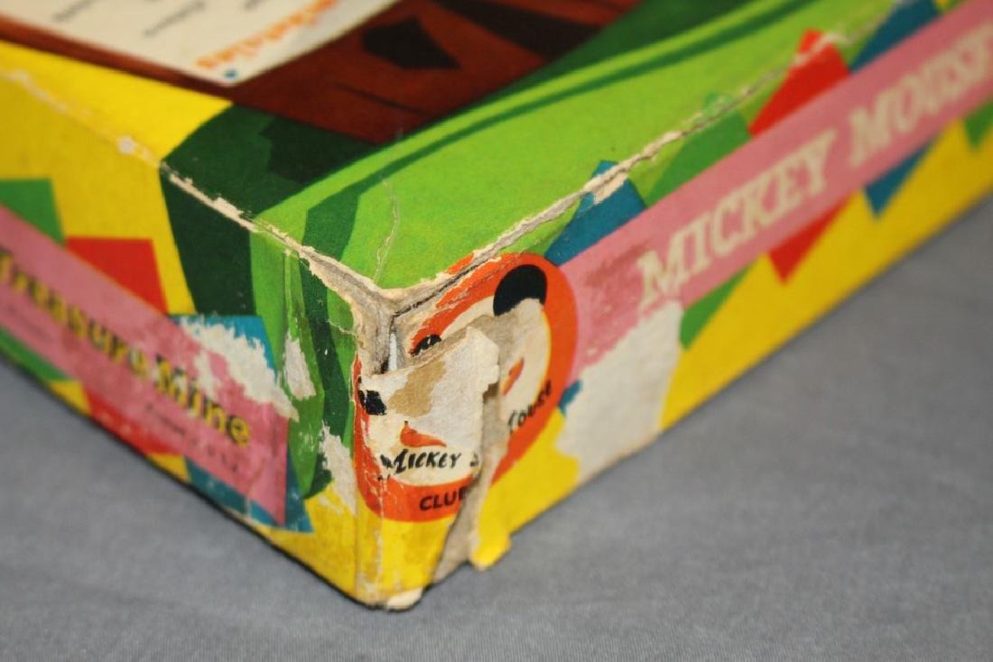 boxed set Mickey Mouse Treasure Mine, 1940/50's 8 books - 9