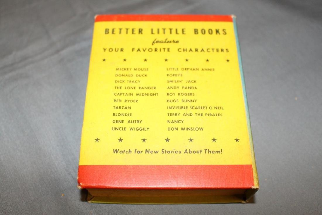 Big Little Book Gene Autry & Raiders - 3