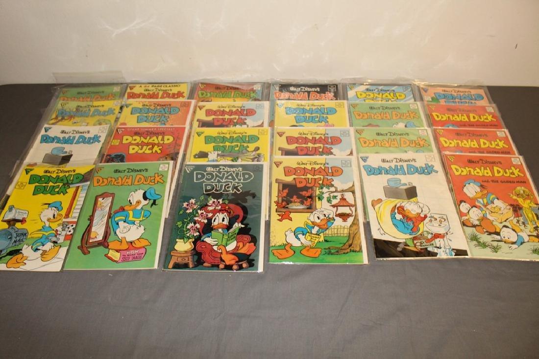 24 Donald Duck Disney comics