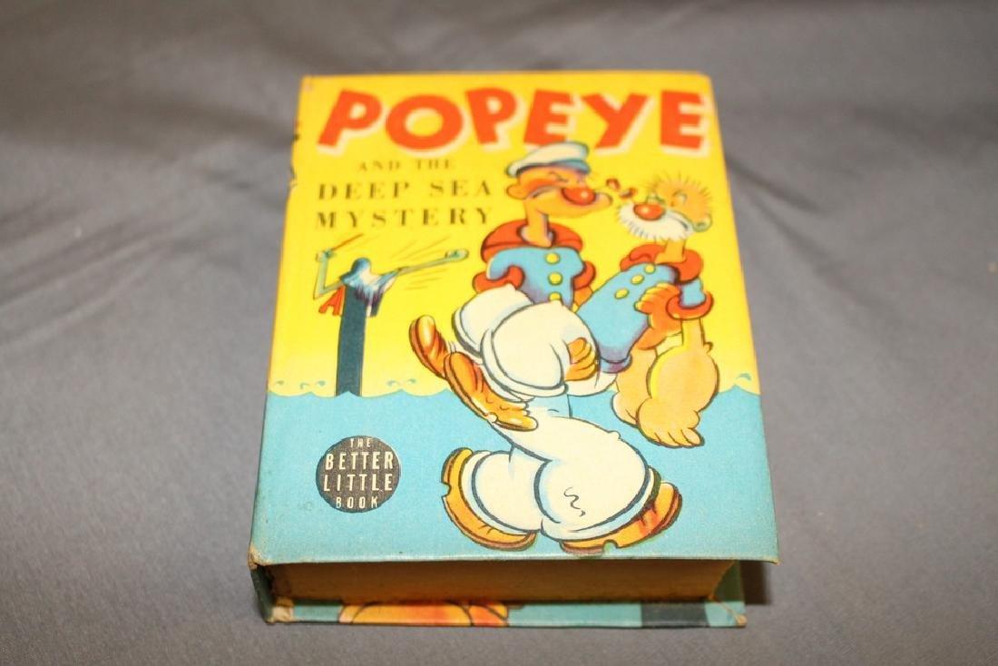 Popeye and The Deep Sea Mystery