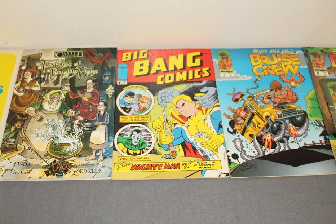54 comics, various #1's & others, wide variety - 15