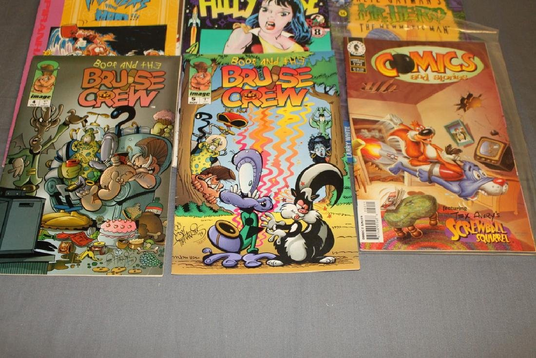 54 comics, various #1's & others, wide variety - 17