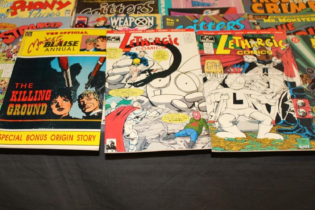 54 comics, various #1's & others, wide variety - 2