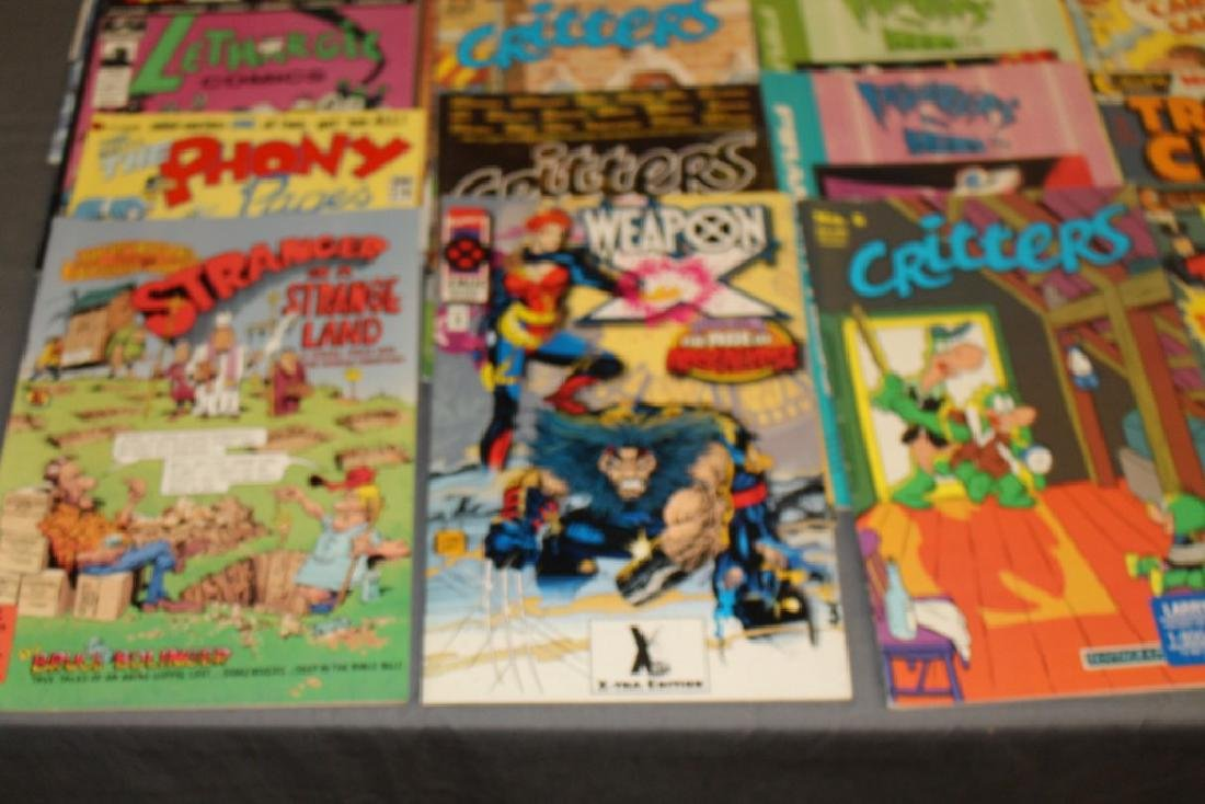 54 comics, various #1's & others, wide variety - 3