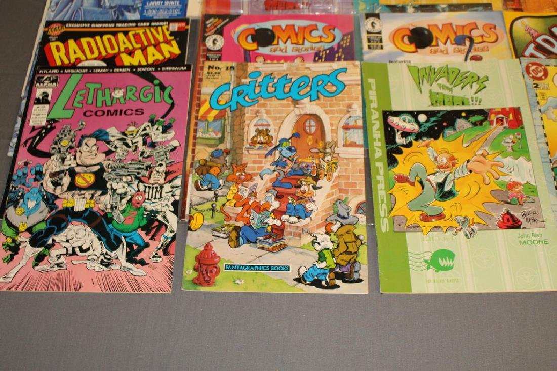 54 comics, various #1's & others, wide variety - 7