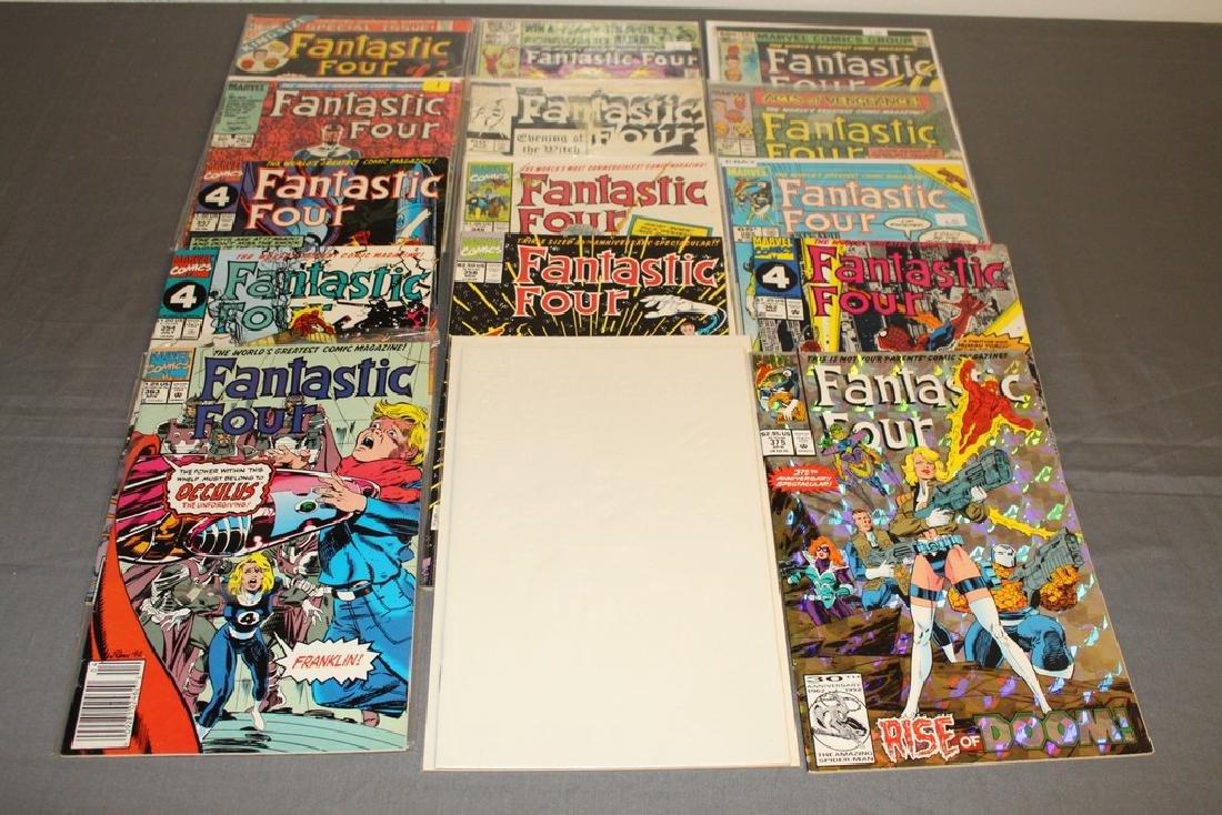 Fantastic Four special #10-1973 & 14 comics