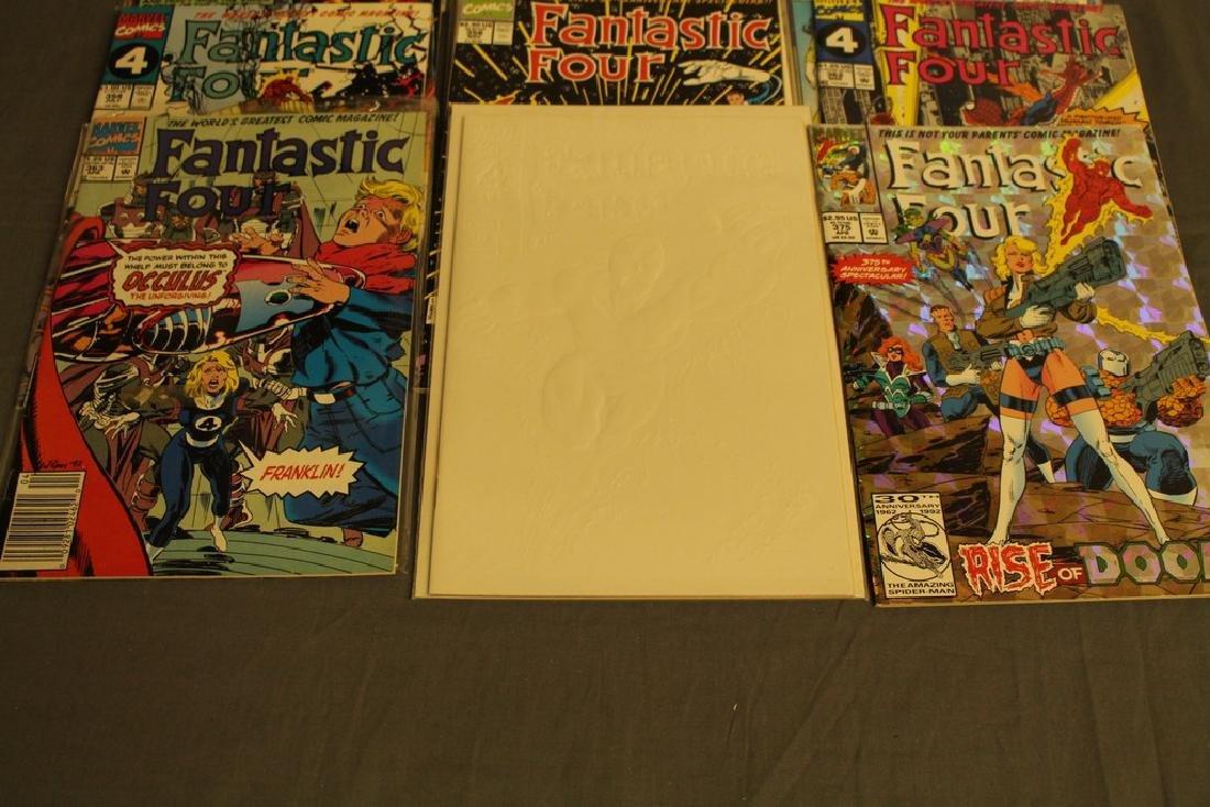 Fantastic Four special #10-1973 & 14 comics - 3