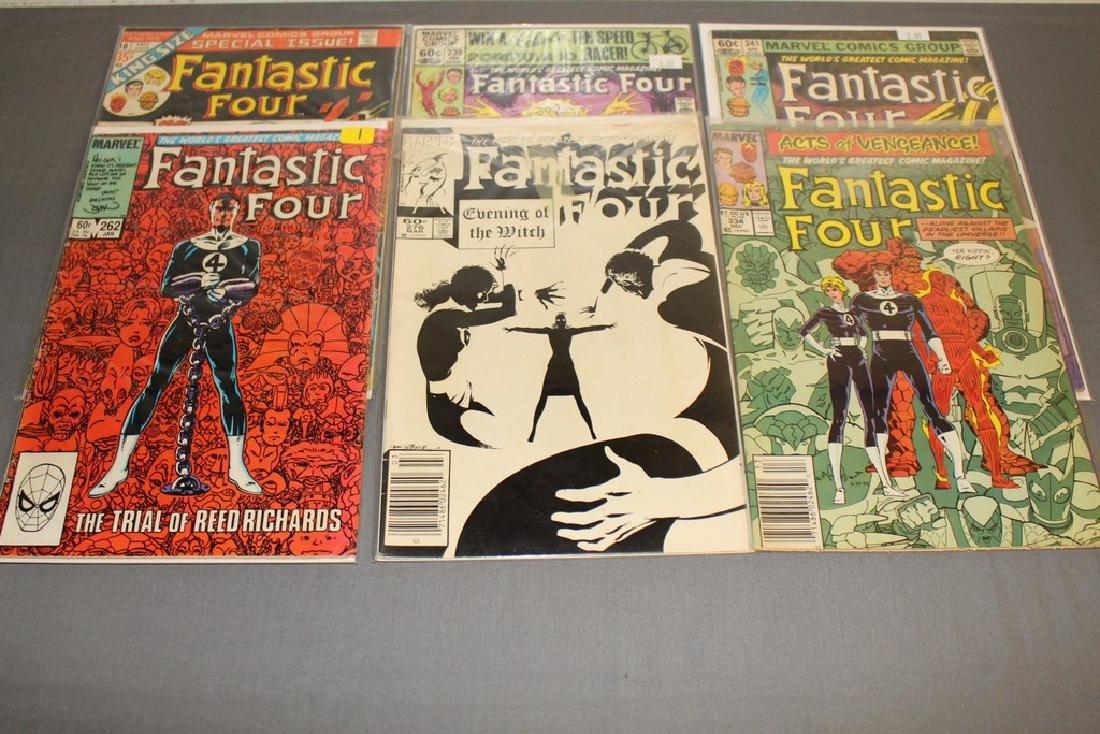 Fantastic Four special #10-1973 & 14 comics - 6